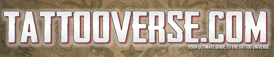 Tattooverse | Online tattoo and tattoo lifestyle magazine